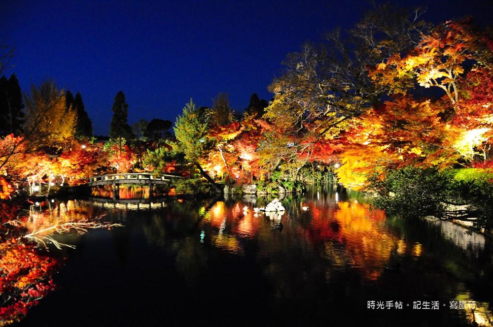 京都夜楓-永觀堂