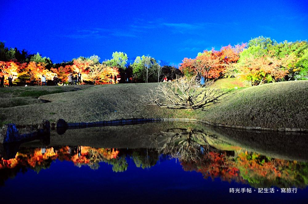 京都夜楓-梅小路公園朱雀之庭03
