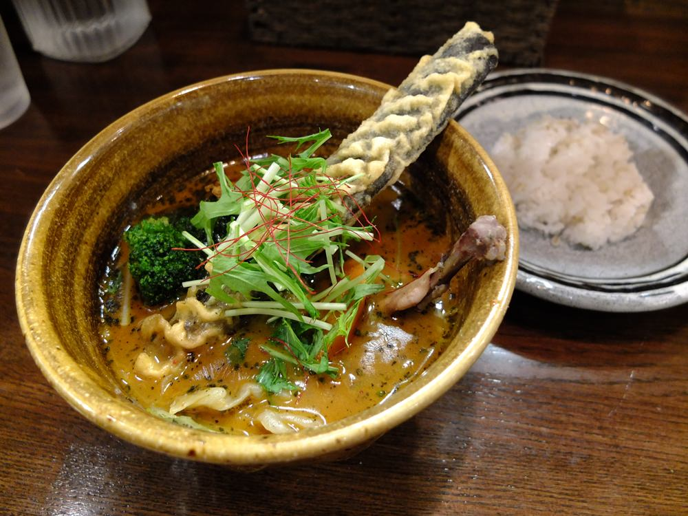 soup curry soul store09