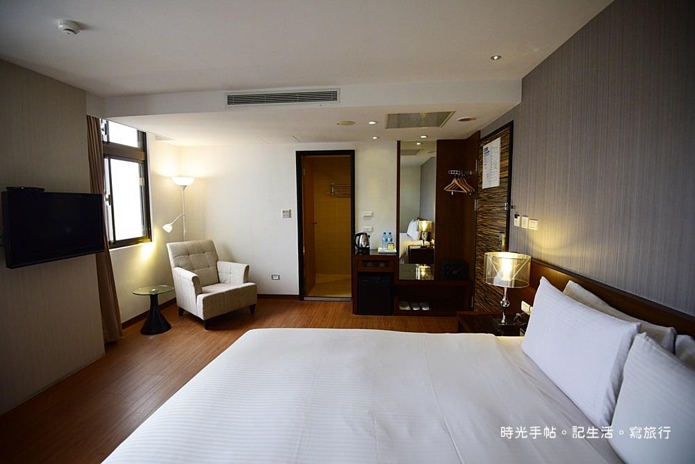 花蓮力麗華美達安可酒店10